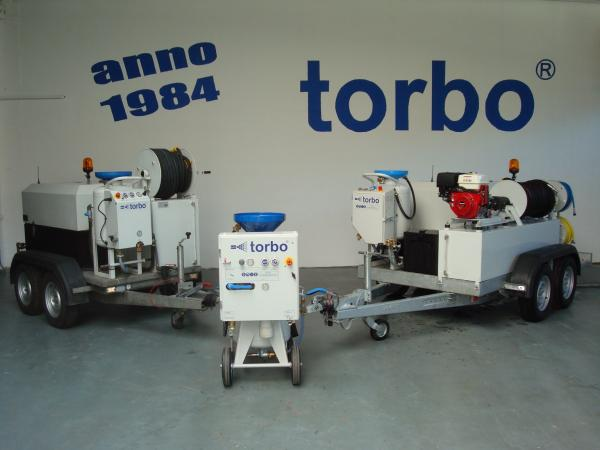 HSS Torbo Straalketels