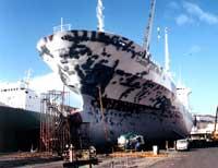 Torbo AC70 Boot Kaal Straalketel