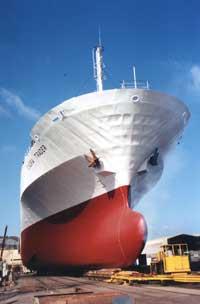 Torbo AC70 Boot Nieuw Straalketel